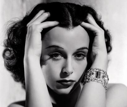 Hedy Lamarr, Wifiaren hazia erein zuen zine izarra