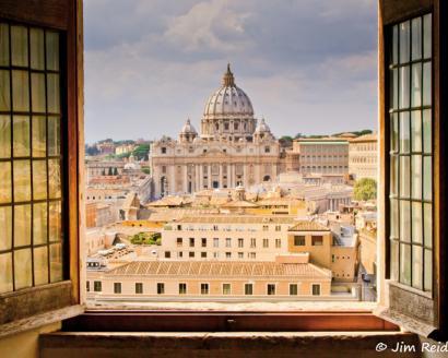 Vatikanoaren jatorri paganoa