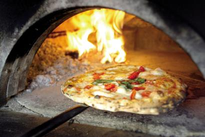 Pizza erreginarentzat
