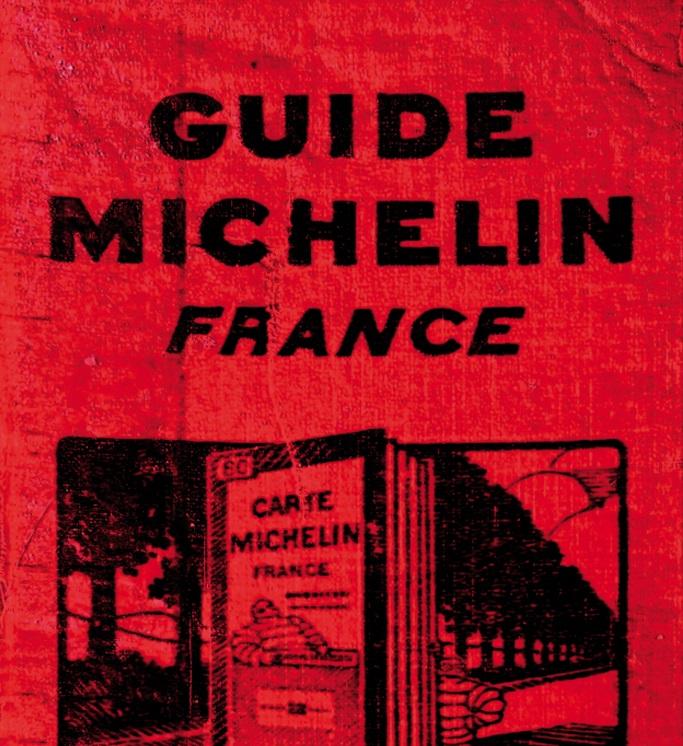 1929ko Michelin Gida 25 liberaren truke saldu zen. Ordurako jatetxeen gomendioak egiten zituen, eta Michelin anaiek izarrak erabiltzea pentsatuta zuten. Handik bi urtera zehaztu zuten egungo hiru izarren sistema.
