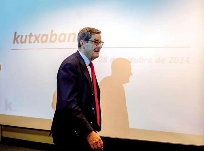 Mario Fernándezek sustatutako Cajasurren erosketak sortu du Kutxabanken zulo handiena.
