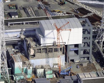 Fukushima: konponketa  40 urte barrurako