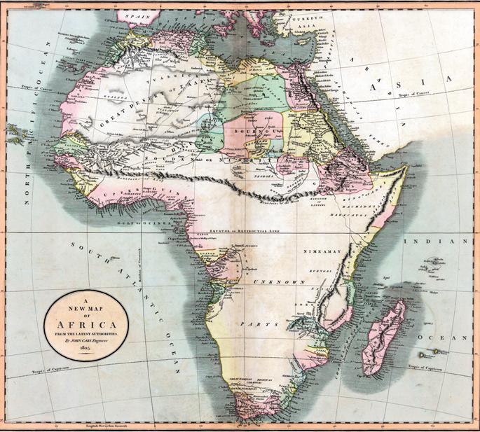 John Caryk 1805ean argitaratutako