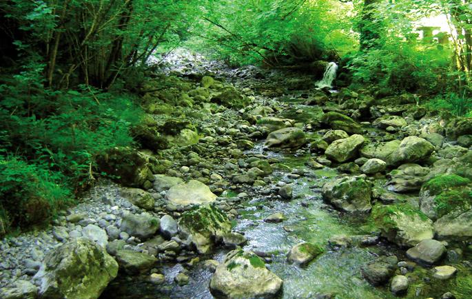 Biduzek Donaixtiko gainetan egiten ditu lehen kilometroak.