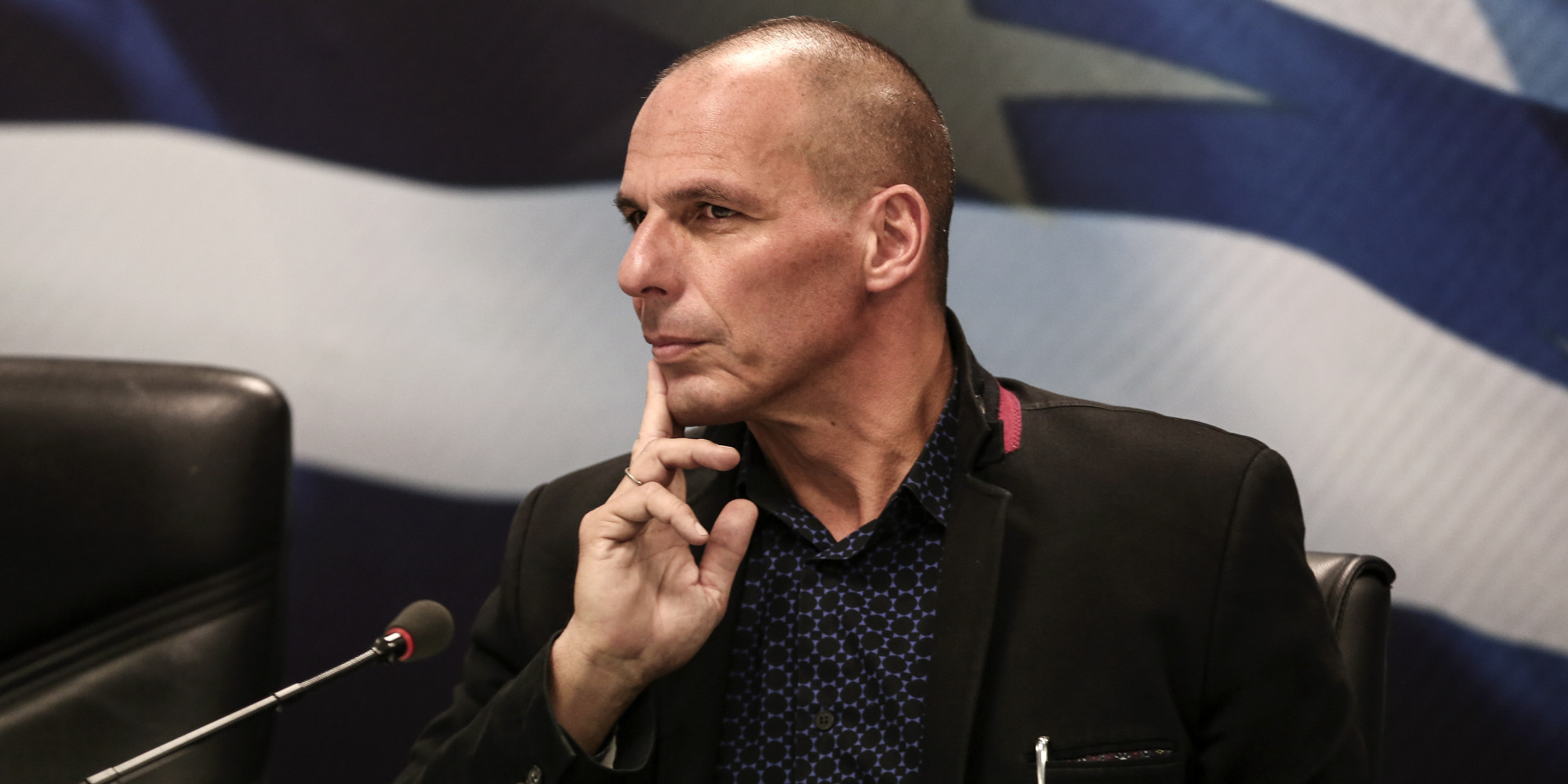 Yannis Varoufakis ekonomia ministroa.
