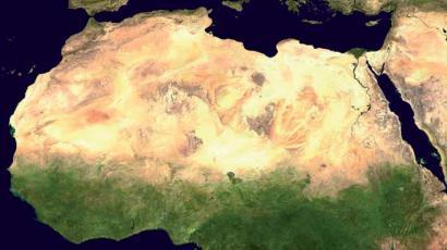 Saharako hautsa Amazonian elikagai