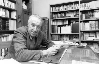 Emile Larre euskal kulturaren sustatzailea hil da