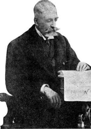 Basilio Lacort, Nafarroa berriaren bila eskumikatua