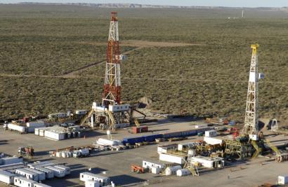 Frackingaren hondamena