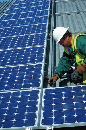 Energia berriztagarriek milioika enplegu sor lezakete