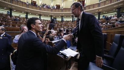 Espainia, beldurraren unea