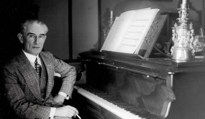 Maurice Ravel zoragarria