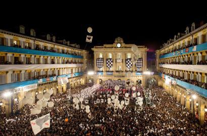 Festa eta aldarrikapena Europako Kultur Hiriburuan