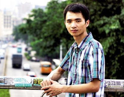 Nire �Smartphone�ak poeta txinatar prekarioa  darama zirkuituetan