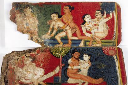 Kama Sutraren gako ezkutuak