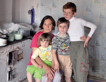 Ukraina eta Bielorrusian haurrek badakite zer gertatu zen Txernobylen