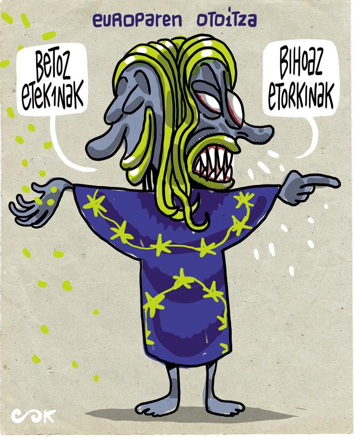 Europaren otoitza