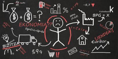 Ekonomia ostu zigutenekoa