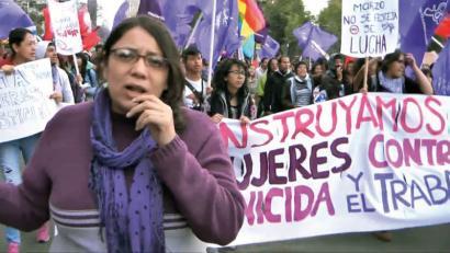 """""""Irakasleak beti izan dira indar sozial garrantzitsua Mexikon"""""""
