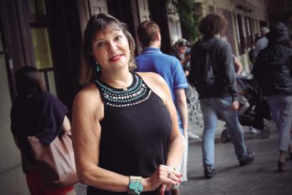 """""""Caracasen aditutako historiak kontatu eta negarra etortzen zait"""""""