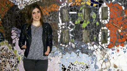 """Amaia Elortegi: """"Ni sobera  ez babestea funtsezkoa izan da"""""""