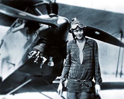 Amelia Earhart, Nikumaroro uhartean naufrago