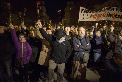 Nafarroako kolore guztiak faxismoaren kontra