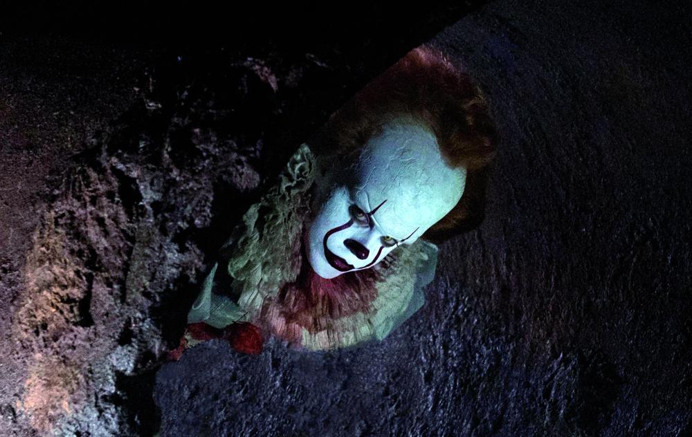 'IT' filmaren promozioa izan da marketin tranpatiaren azken adibideetako bat.