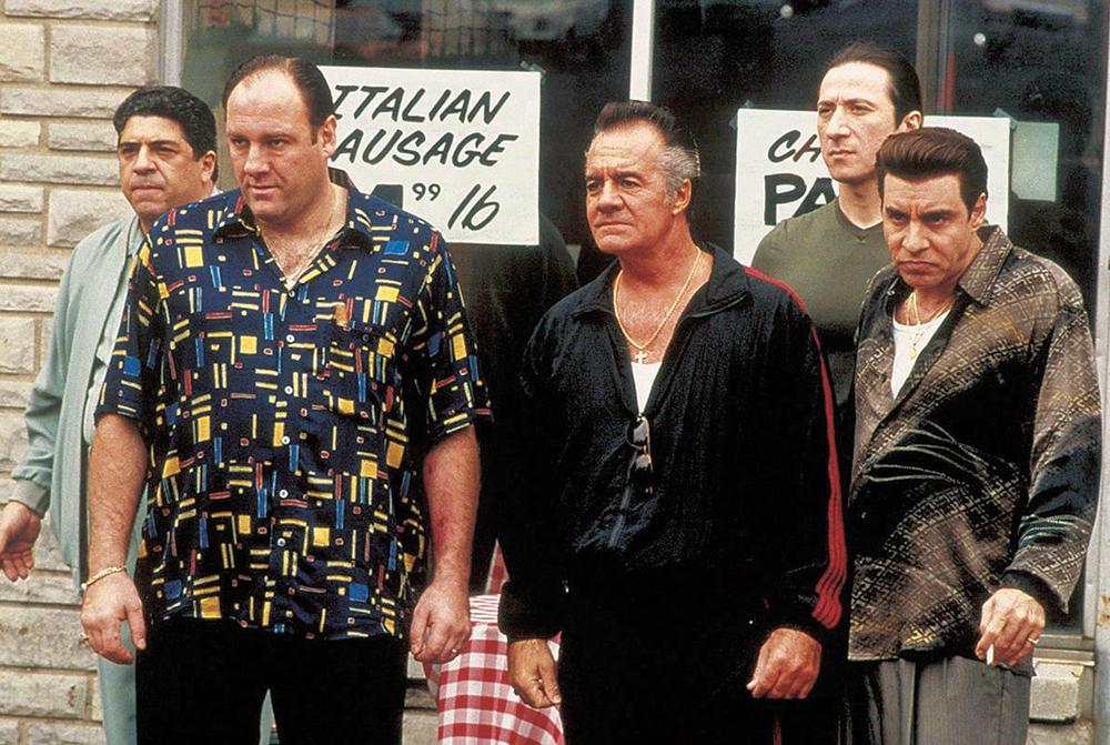 'The Sopranos' bezalako maisulan bat goizeko ordu txikitan emititu bazuten, zer espero daiteke?