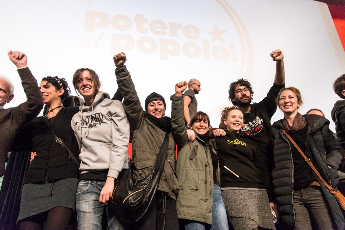Argazkia: Potere al Popolo