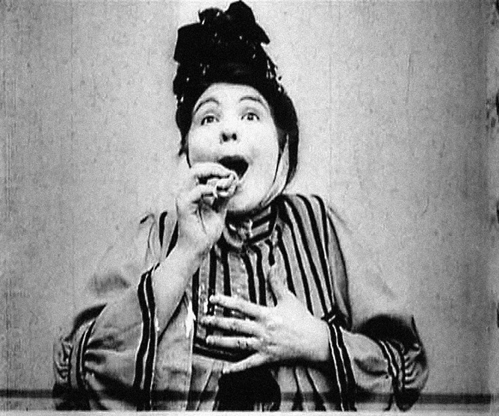 Alice Guy fikziozko zineman aitzindaria izan zen. Haren lanen artean artean azpimarratzekoa da 1906ko 'Madame a des envies'.