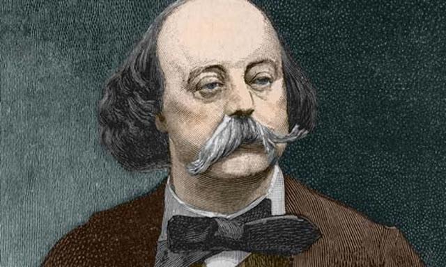 Gustave Flaubert oso gaztea zen Hondarribitik pasa zenean. Herriak arrastoa utzi zion, bere idatzietan sumatzen denez.