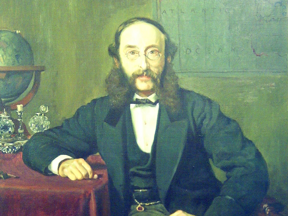 Paul Julius Reuter (1816-1899)