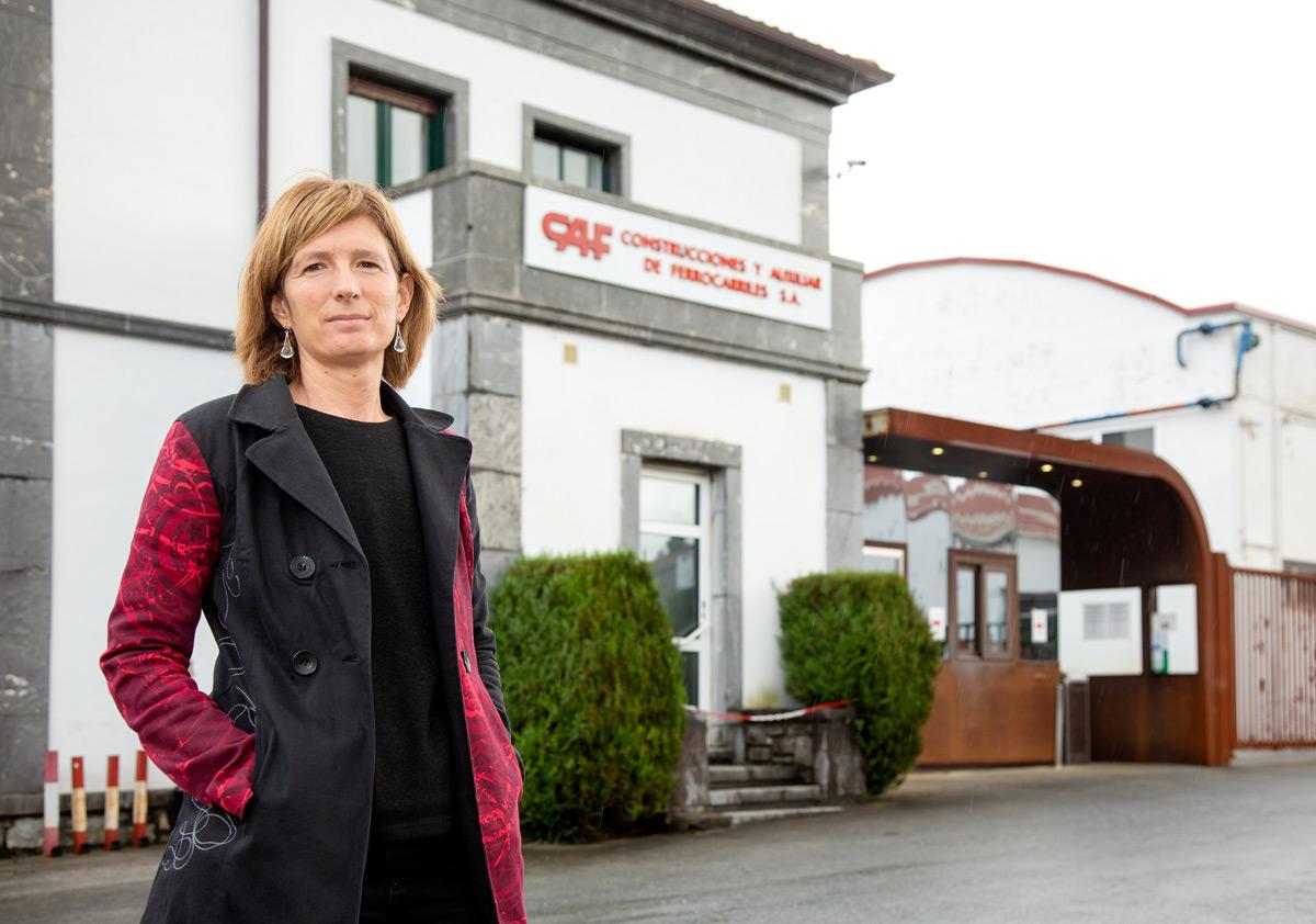 """""""Aitak CAFeko medikuei esan zien zerbait tragatzen ari zirela, baina estali egin zuten"""" (Argazkia: Dani Blanco / ARGIA)"""