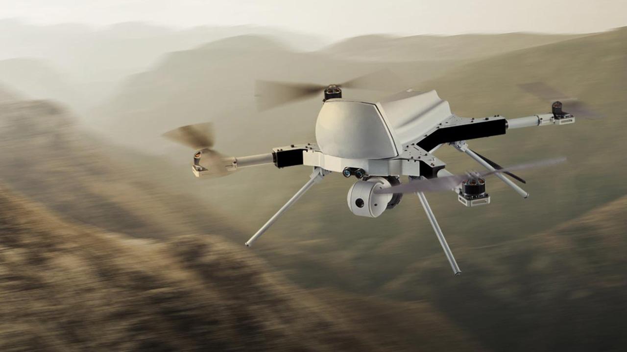 Turkian ekoiztutako Kargu-2 drone txikia, NBEaren arabera bere kasa (Adimen Artifizialez erabakita) gizakiak tiroz hil dituena.