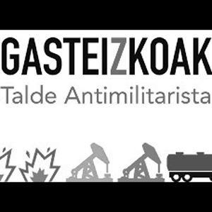 Gasteizkoak talde antimilitarista