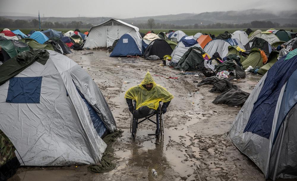 2016ak argi erakutsi du errefuxiatuen artean mailak daudela, eta Europarentzat Afrikako iheslariak azkenetan azkenak direla.