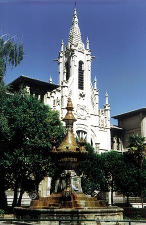 Iglesia de Durango