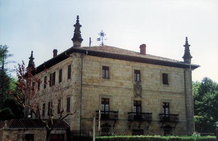 Palacio de Elorrio.